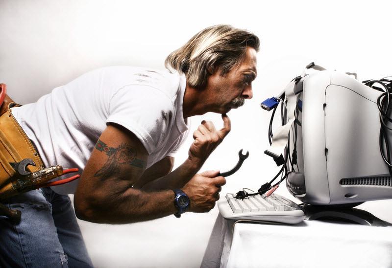 fixing a mac