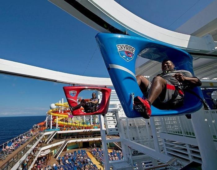 Amazing Cruise Ships 12
