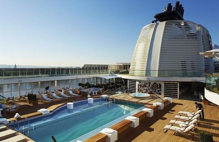 Amazing Cruise Ships 16