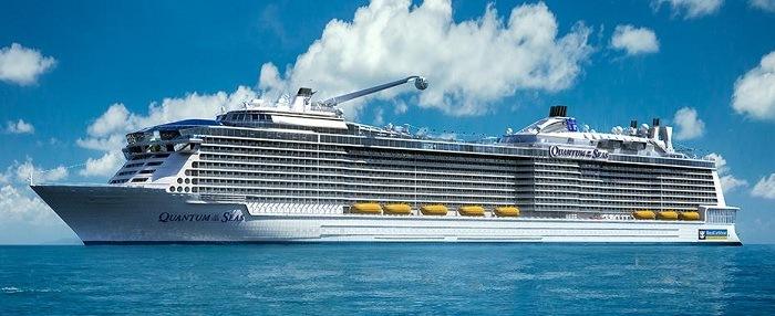Amazing Cruise Ships 8