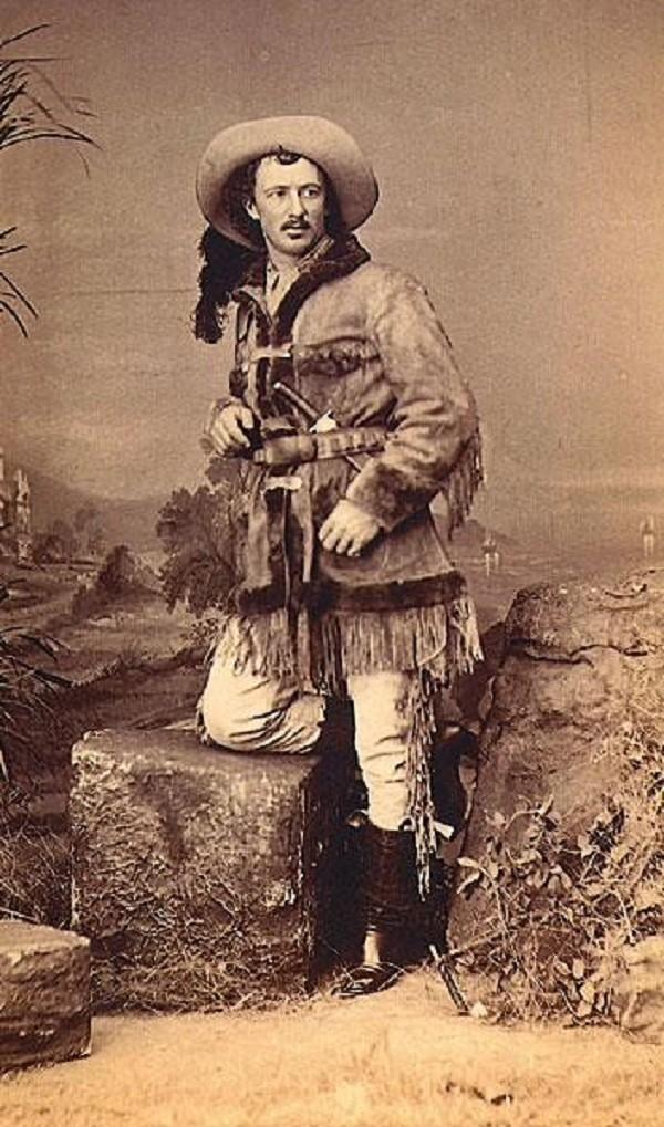 Historic Wild West 25