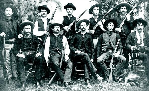 Historic Wild West 42