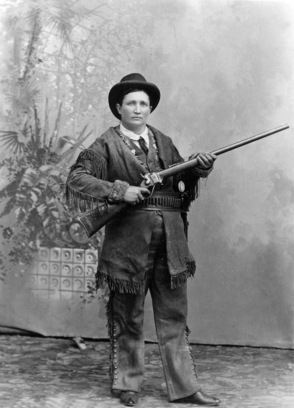 Historic Wild West 44