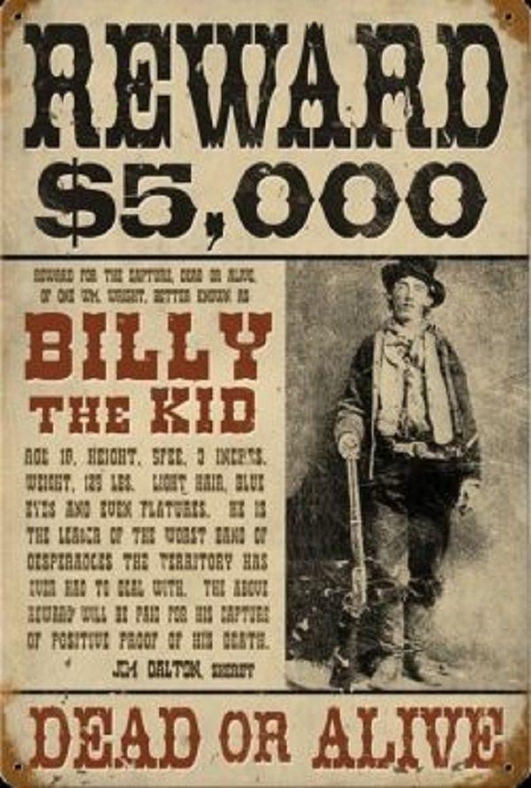 Historic Wild West 50