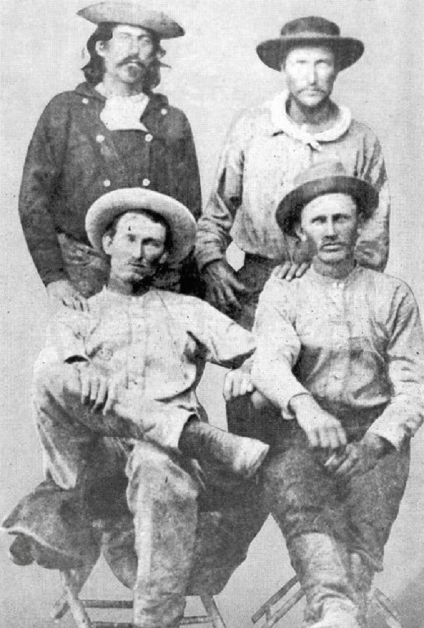 Historic Wild West 72