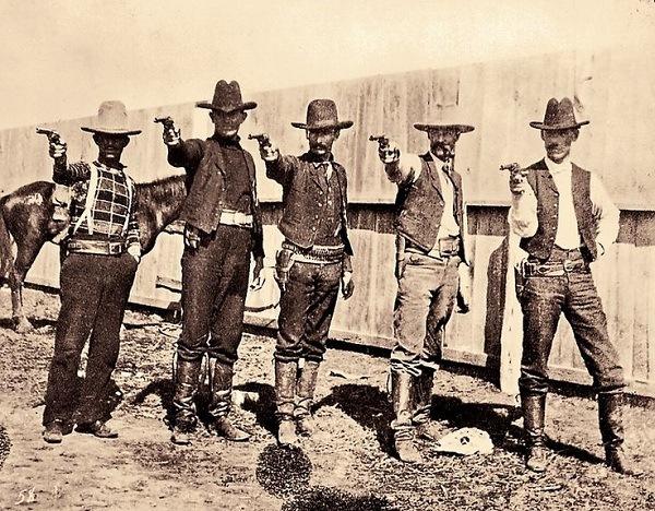 Historic Wild West 81