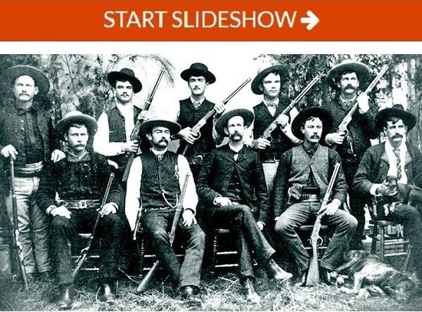 Historic Wild West Start