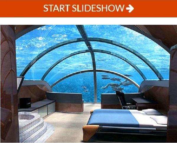 Underwater Structures Start