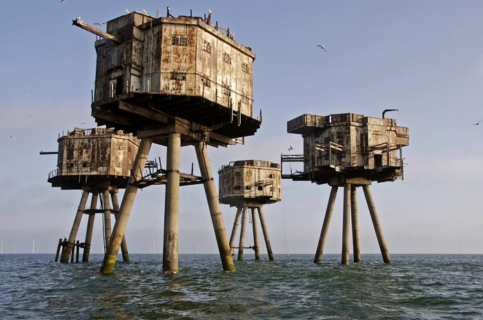 Abandoned Military Bases 19