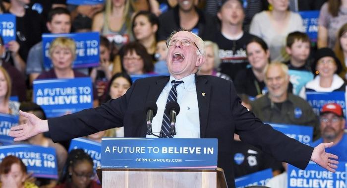 Bernie Sanders 14