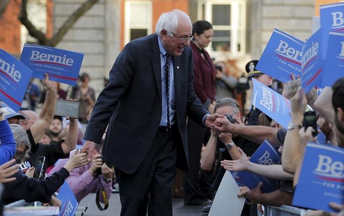 Bernie Sanders 15