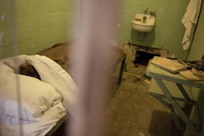 Mysterious Prison Escape 8