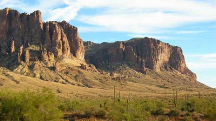 Superstition Mountains 1