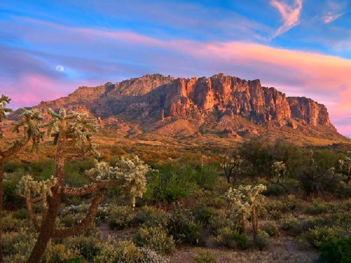 Superstition Mountains 13