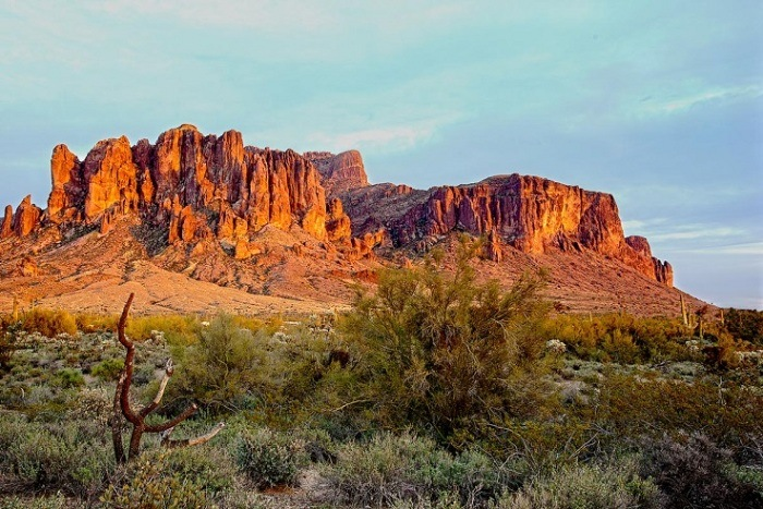 Superstition Mountains 19