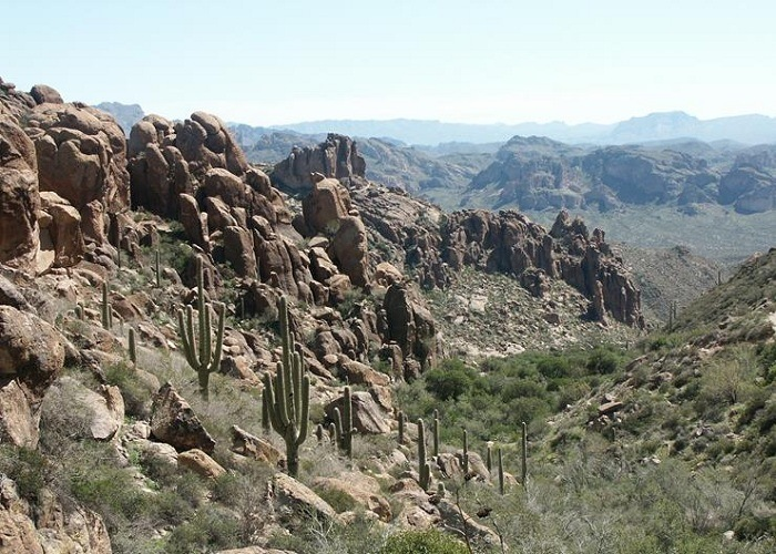 Superstition Mountains 8