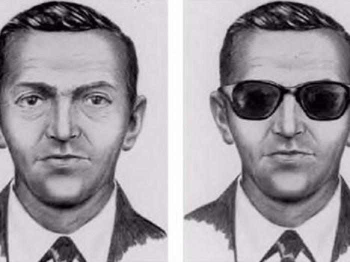 D.B. Cooper Hijacking Case 0