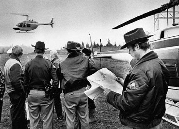 D.B. Cooper Hijacking Case 1