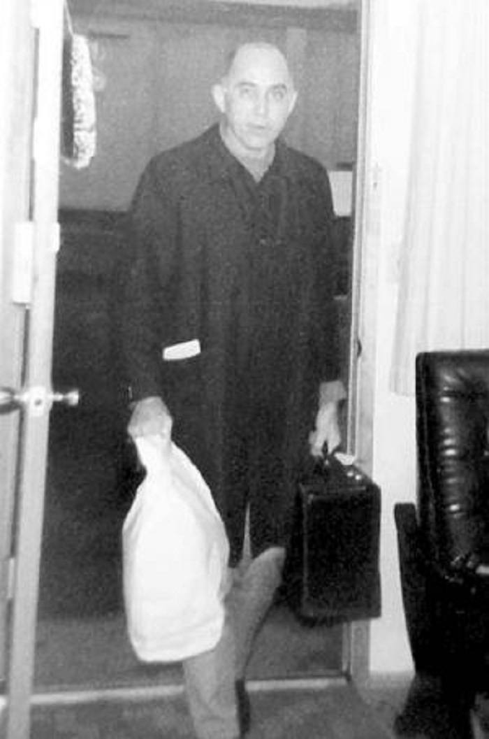D.B. Cooper Hijacking Case 45