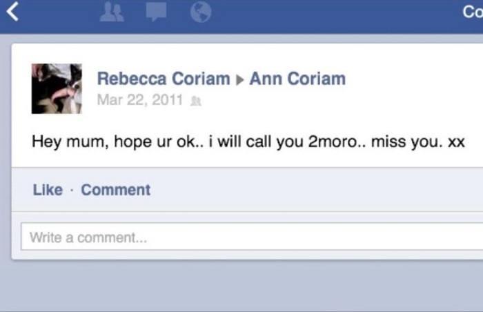 Rebecca Coriam 37