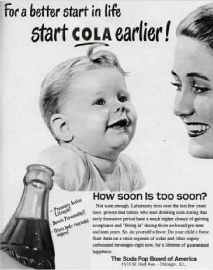 Retro Advertisements 70