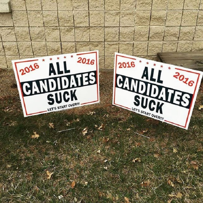 Lawn Signs 38