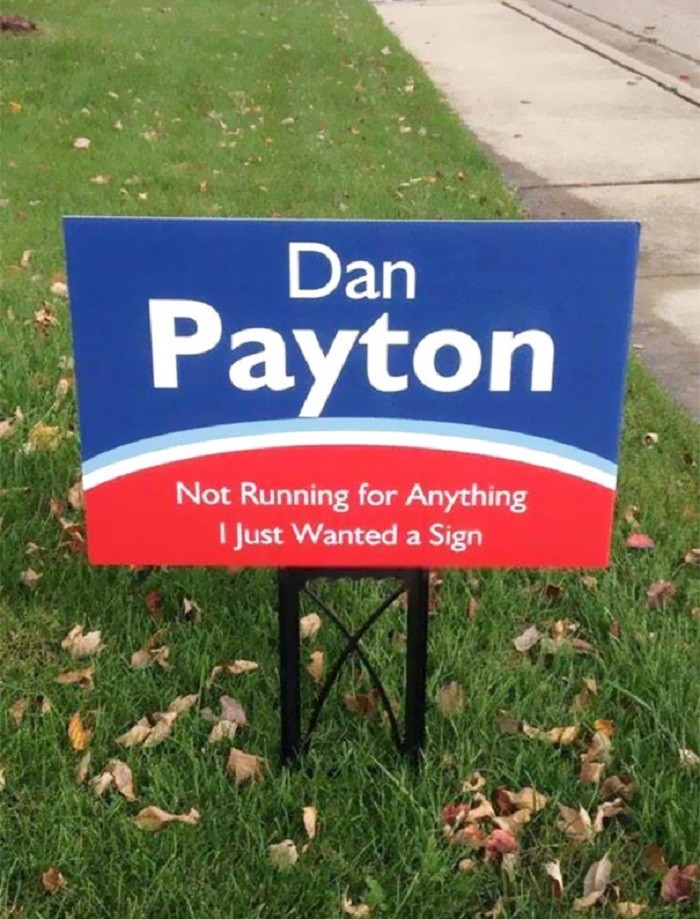 Lawn Signs 44