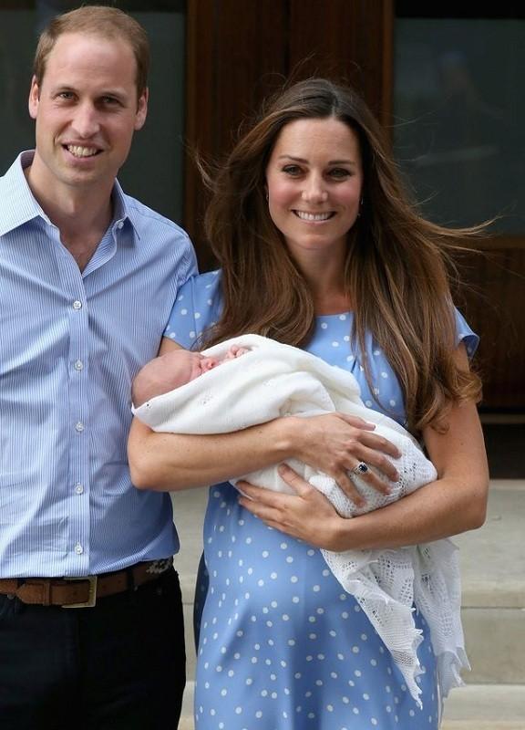 Kate Middleton Mom 1