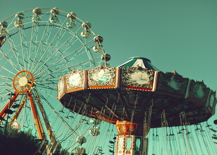 Ferris Wheels 1