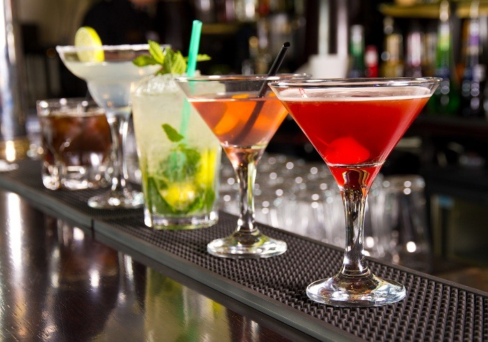 Signature Cocktails 1