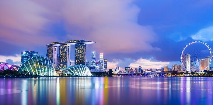 Singapore Cafes 1