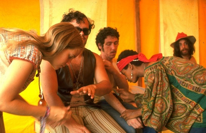 Inside Woodstock 9