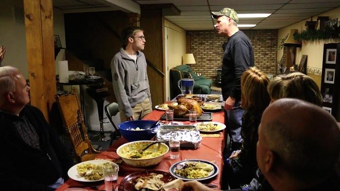 Thanksgiving Mishaps 18