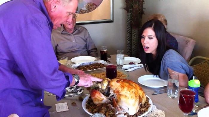 Thanksgiving Mishaps 19